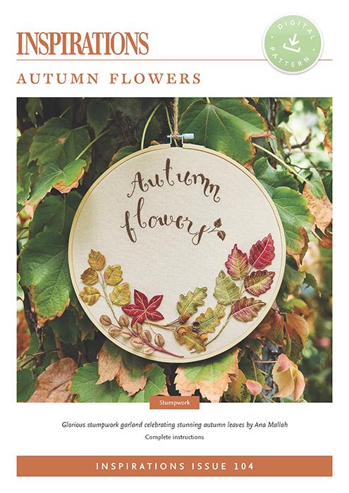Autumn Flowers - i104 Digital