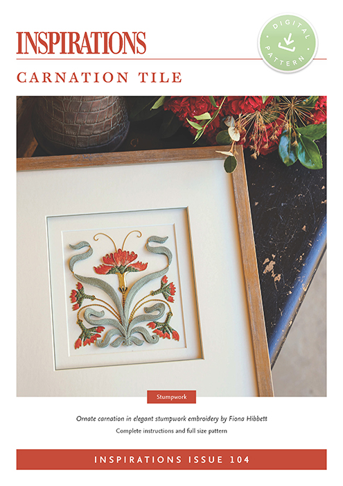 Carnation Tile - i104 Digital