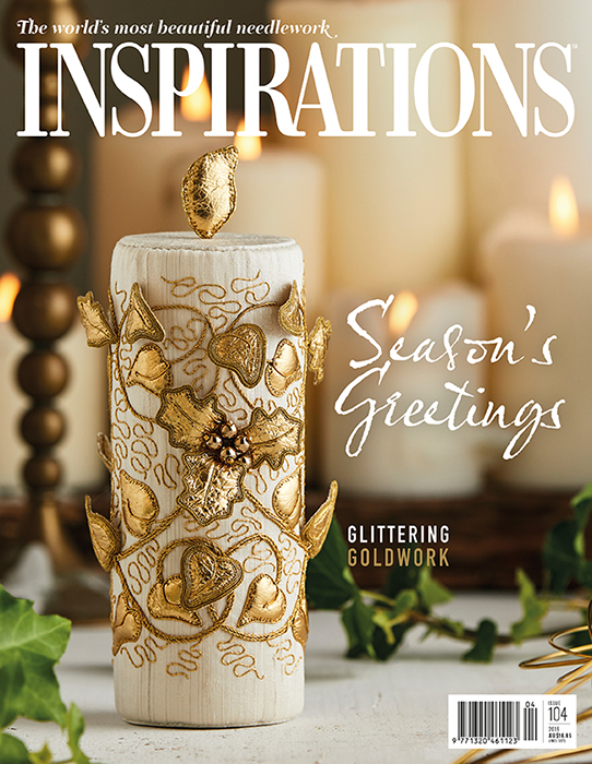 Inspirations Issue 104 - Season's Greetings