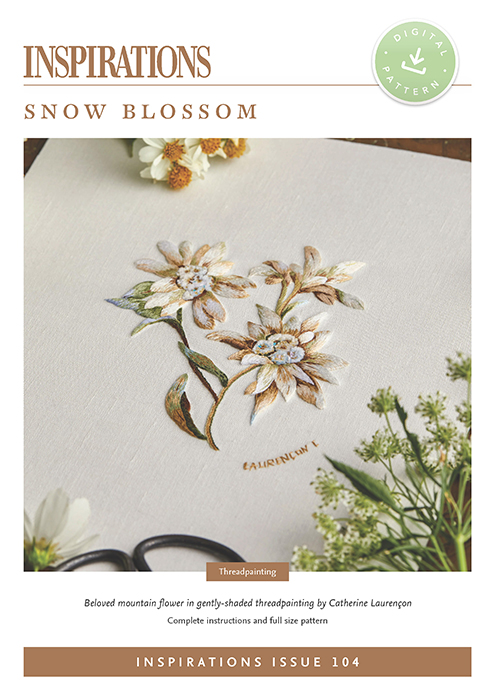 Snow Blossom - i104 Digital
