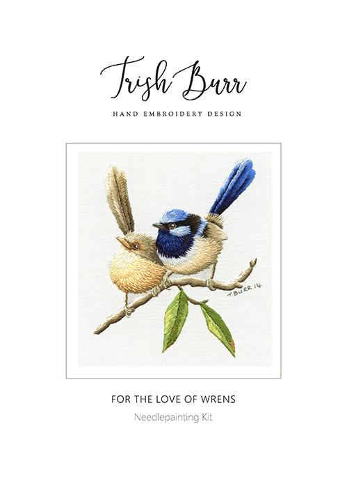 For the Love of Wrens - Trish Burr Kit