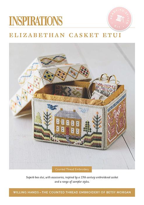 Elizabethan Casket Etui - Willing Hands Kit