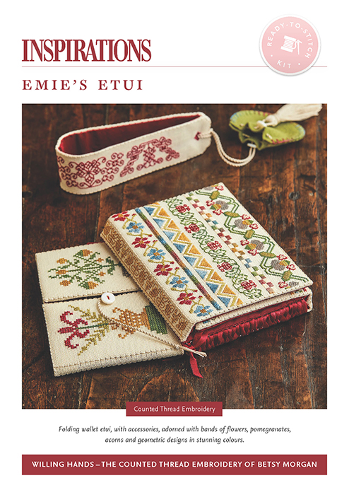 Emie's Etui - Willing Hands Kit