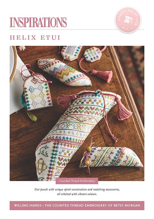 Helix Etui - Willing Hands Kit