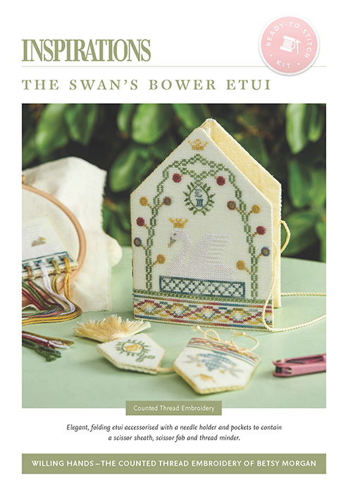 The Swan's Bower Etui - Willing Hands Kit