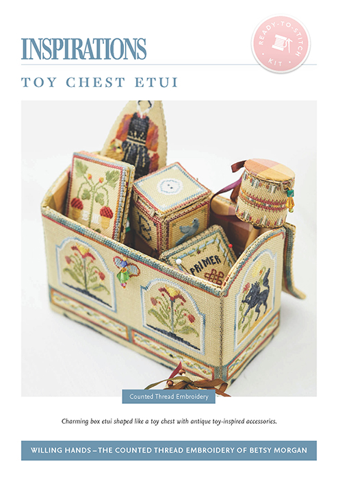 Toy Chest Etui - Willing Hands Kit