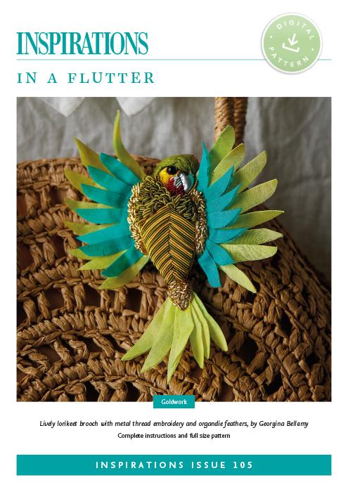 In a Flutter - i105 Digital
