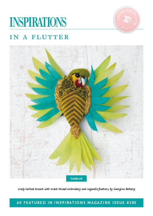 In a Flutter - i105 Kit