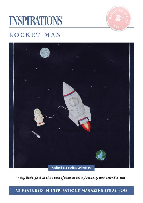 Rocket Man | Kit Coming Soon