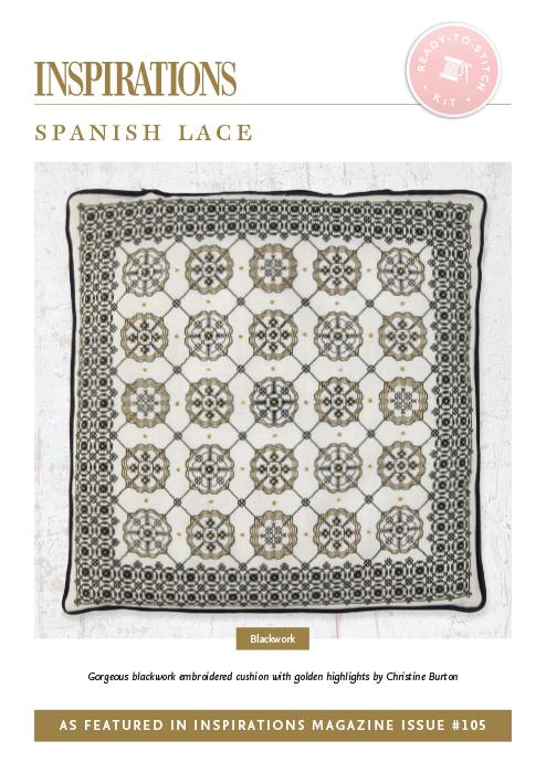 Spanish Lace - i105 Kit