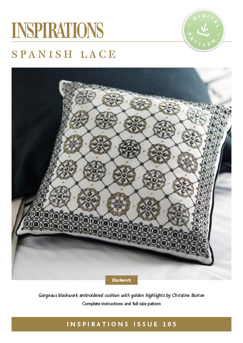 Spanish Lace - i105 Digital