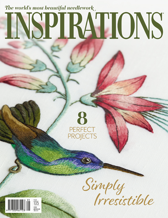 Inspirations Issue 105 - Simply Irresistible