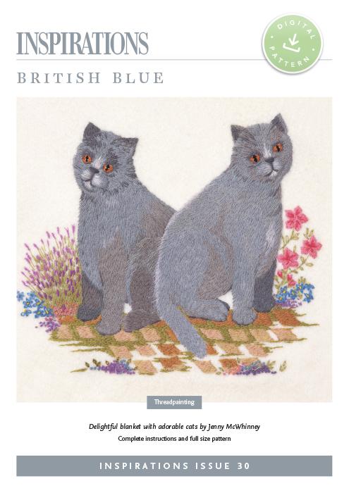 British Blue - i30 Digital