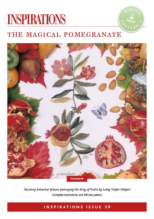 The Magical Pomegranate - i39 Digital
