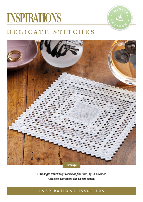 Delicate Stitches - i106 Digital