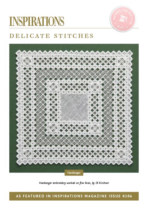 Delicate Stitches - i106 Kit