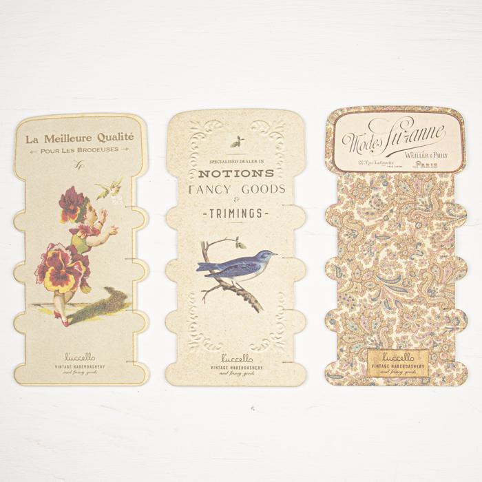 L'uccello Thread Cards - La Meilleure Qualite