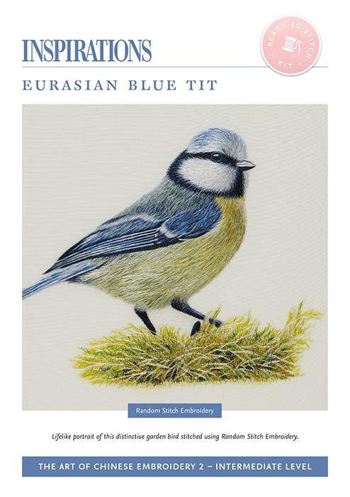 Eurasian Blue Tit - CE2 Kit