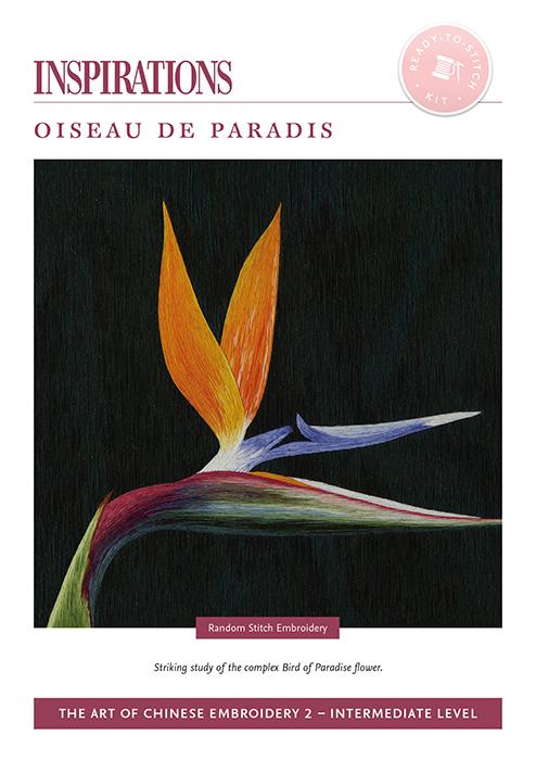 Oiseau de Paradis - CE2 Kit