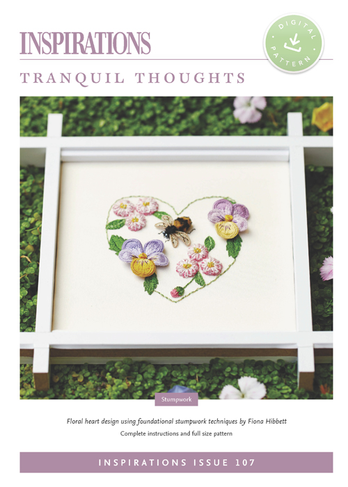Tranquil Thoughts - i107 Digital