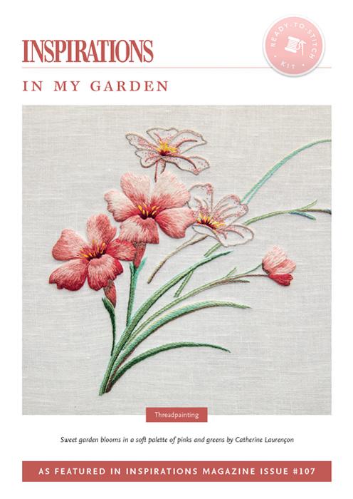 In My Garden - i107 Kit