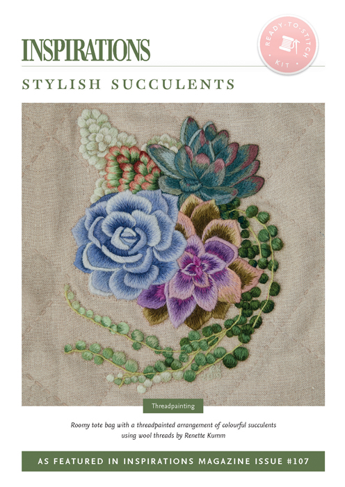 Stylish Succulents - i107 Kit