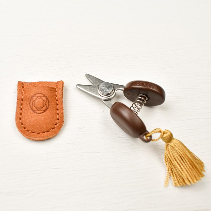 Cohana Mini Scissors - Yellow