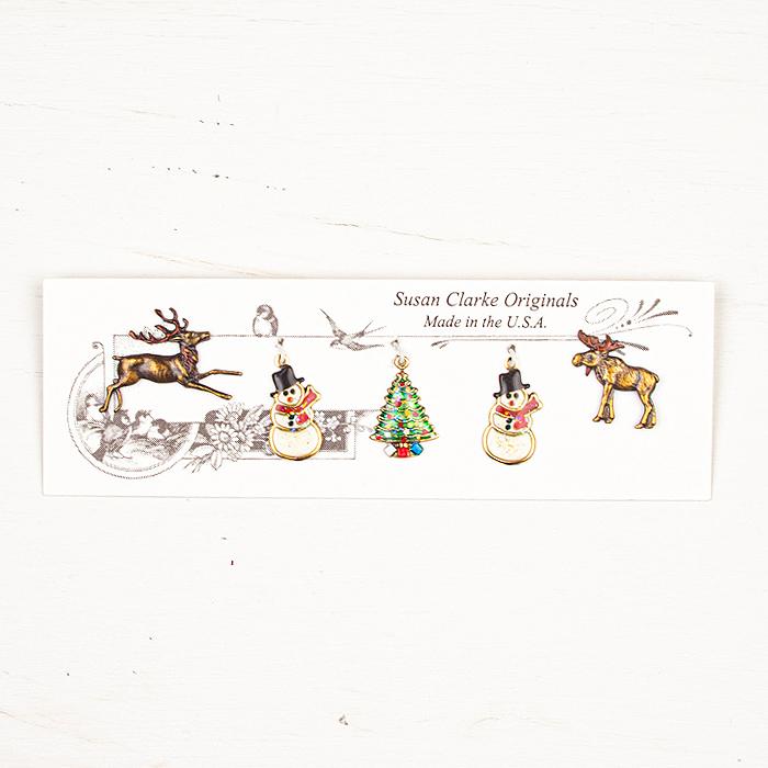Susan Clarke Originals - Christmas Charms