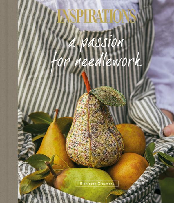 A Passion for Needlework 3 | Blakiston Creamery