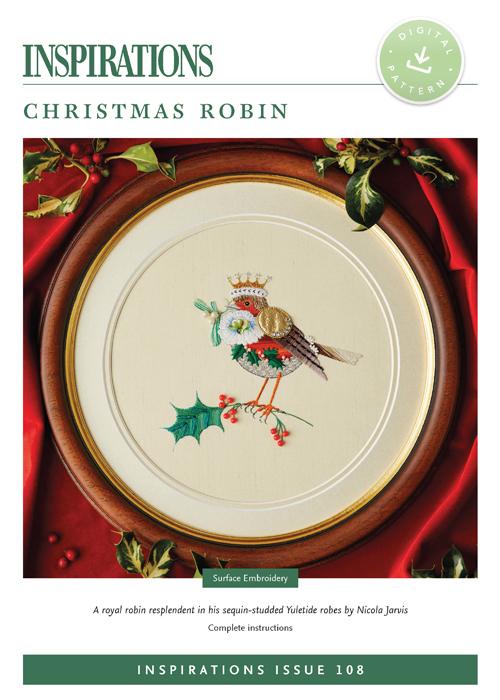 Christmas Robin - i108 Digital