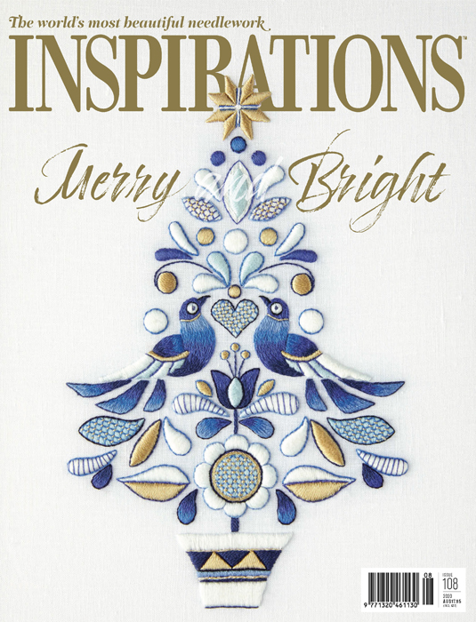 Inspirations Issue 108 - Merry and Bright
