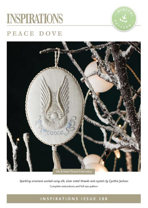 Peace Dove - i108 Digital