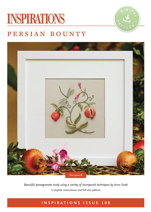 Persian Bounty - i108 Digital