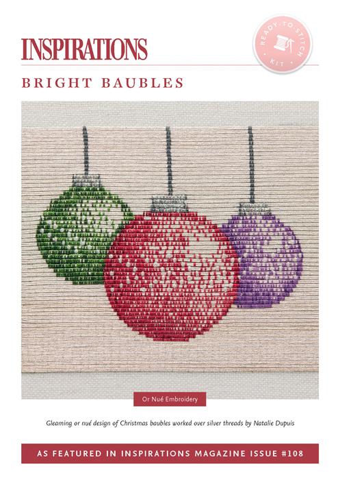 Bright Baubles - i108 Kit