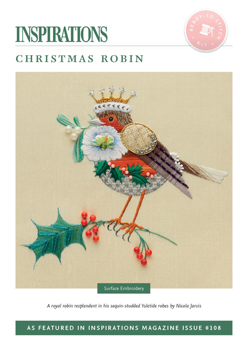 Christmas Robin - i108 Kit