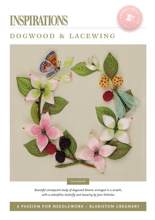 Dogwood & Lacewing - APFN3 Kit