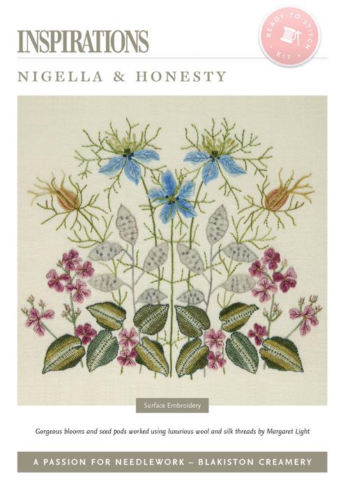 Nigella & Honesty - APFN3 Kit