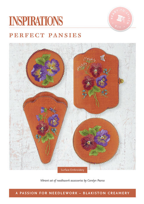 Perfect Pansies - APFN3 Kit