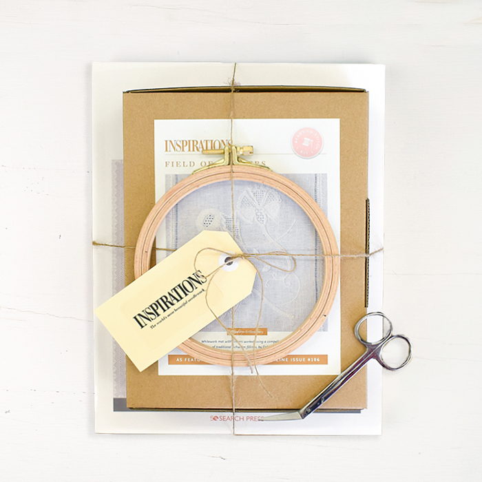 Wonderful Whitework Gift Pack