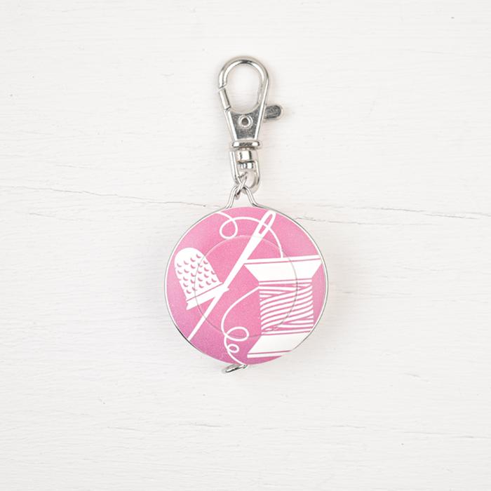 Bohin Tape Measure - Pink