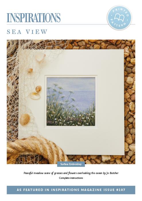 Sea View - i107 Print