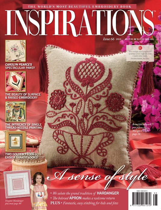 Inspirations Issue 66 - A Sense of Style