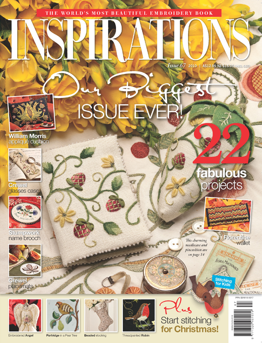 Inspirations Issue 67 - Our Biggest Issue Ever