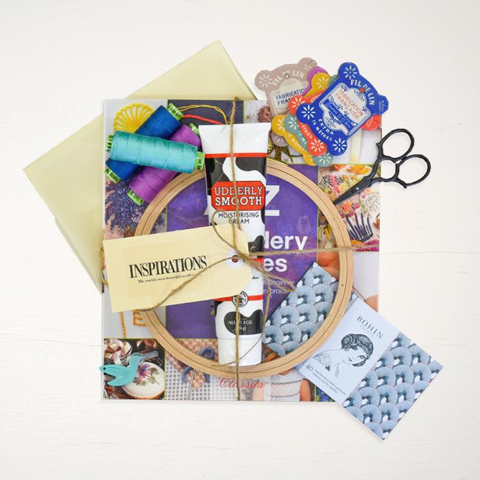 Stitching Essentials Gift Pack