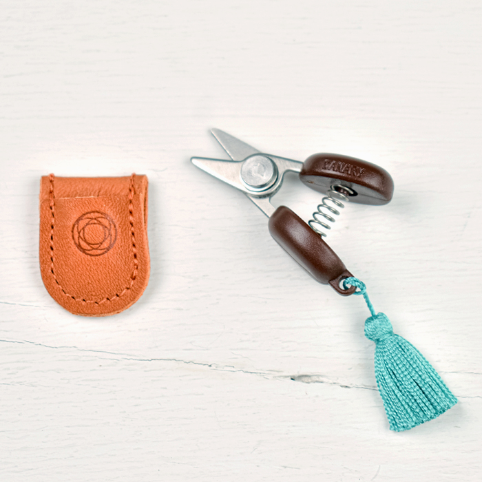 Cohana Mini Scissors - Green