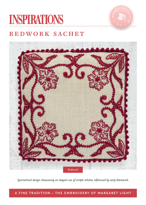 Redwork Sachet - AFT Kit