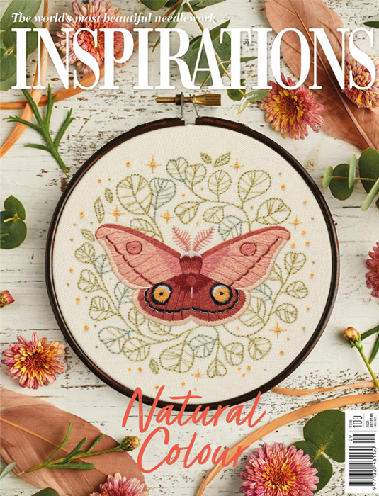 Inspirations Issue 109 - Natural Colour