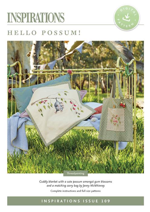 Hello Possum! - i109 Digital