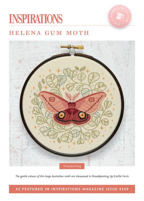 Helena Gum Moth - i109 Kit