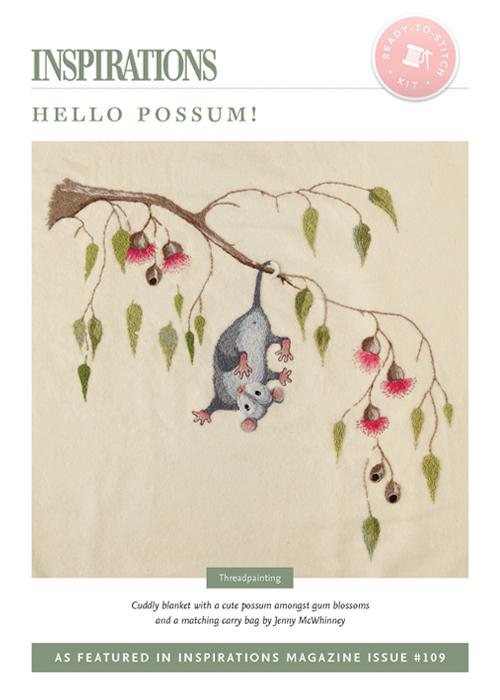 Hello Possum! - i109 Kit